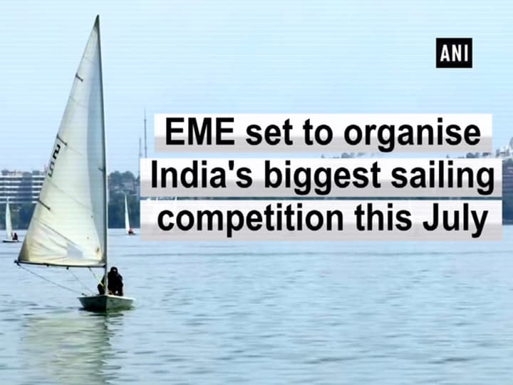 EME set to organise India's biggest sailing competition this July