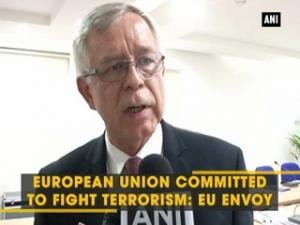 European Union committed to fight terrorism: EU envoy