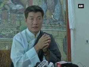 Exiled Tibetans re-elect Sangay to spearhead autonomy drive