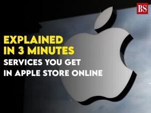 Explained in 3 minutes: Services you get in Apple Store Online