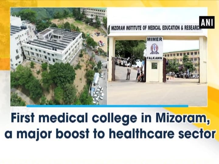 First medical college in Mizoram, a major boost to healthcare sector