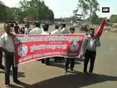 Gas leak in Bhilai Steel Plant sparks protest