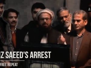 Hafiz Saeed's arrest: Another eyewash or Pakistan means business?