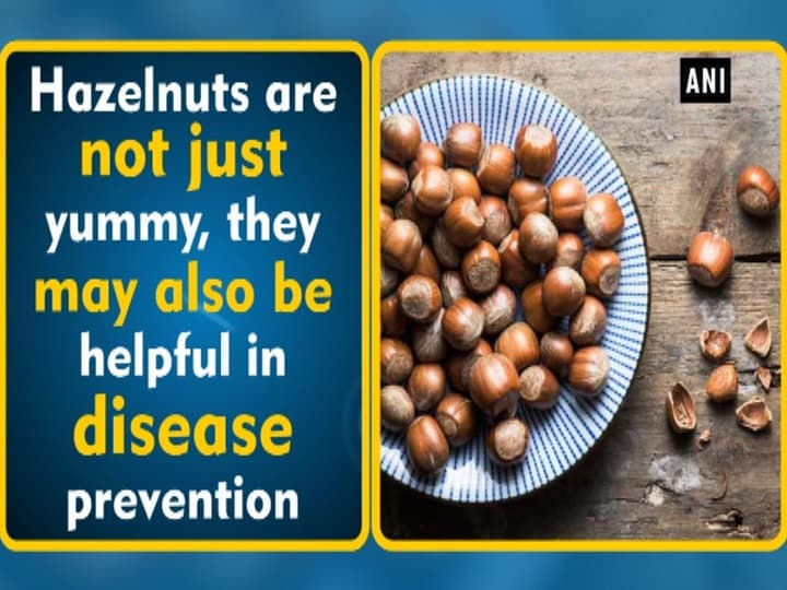 Hazelnuts are not just yummy, they may also be helpful in disease prevention