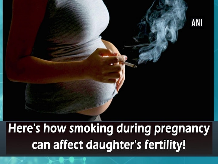 Here's how smoking during pregnancy can affect daughter's fertility!