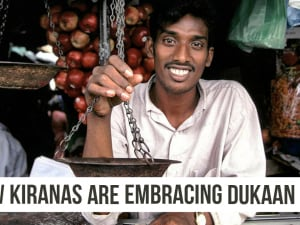 How kiranas are embracing dukaan tech