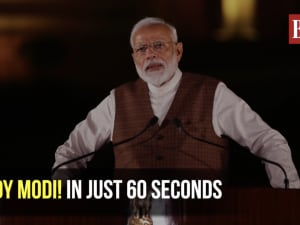 Howdy Modi! In just 60 seconds