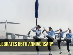 IAF celebrates 86th anniversary