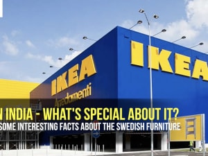 IKEA in India - What's special about it? Some interesting facts about the Swedish furniture giant