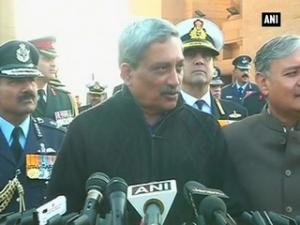 India will join any UN mission against ISIS: Manohar Parrikar