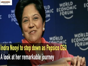 Indra Nooyi to step down as Pepsico CEO: A look at her remarkable journey