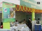 International agriculture fair held to promote organic farming in the Northeast