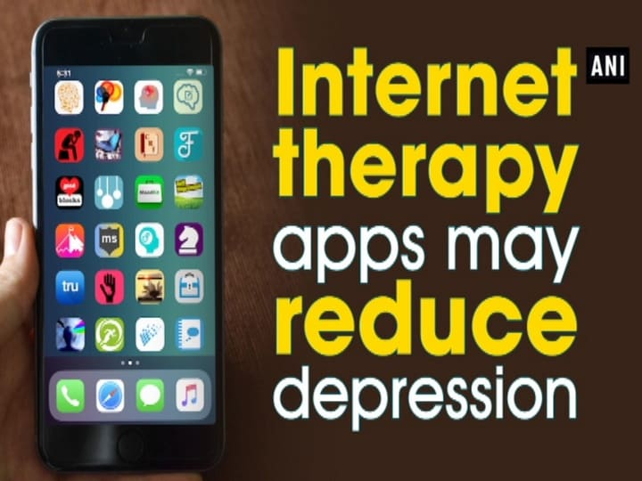 Internet therapy apps may reduce depression