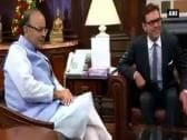 James Murdoch calls on Finance Minister Arun Jaitley