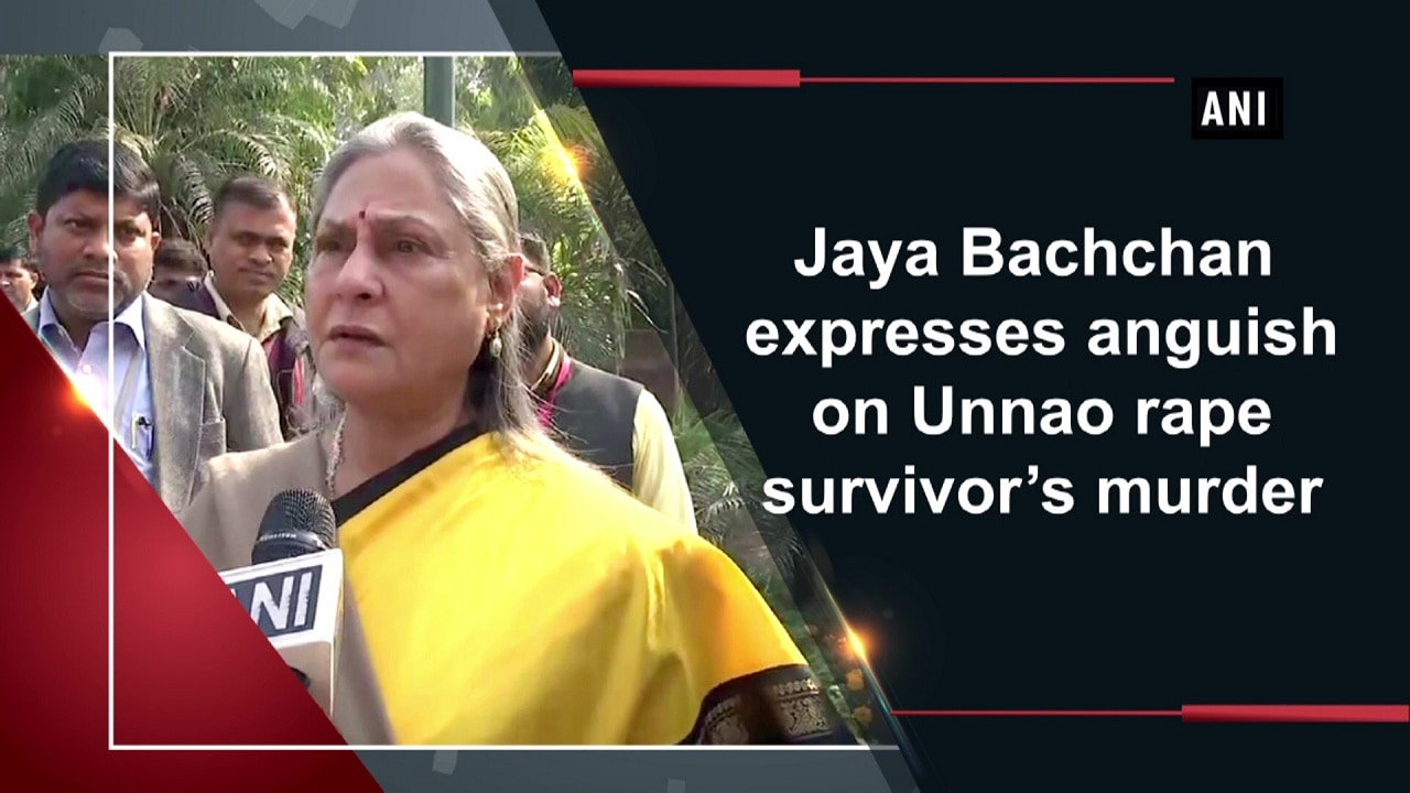 Jaya Bachchan expresses anguish on Unnao rape survivor burnt alive