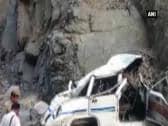 Jeep falls into gorge in Uttarakhand's Tehri killing 8