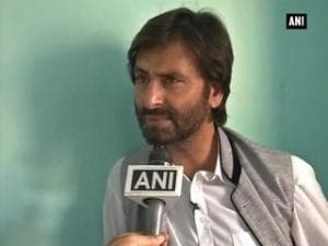 Kashmiri people are real owners of Kashmir, will continue their struggle to attain freedom: Yasin Malik
