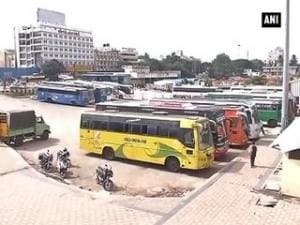 KSRTC bus strike affects commuters, schools colleges declare holiday