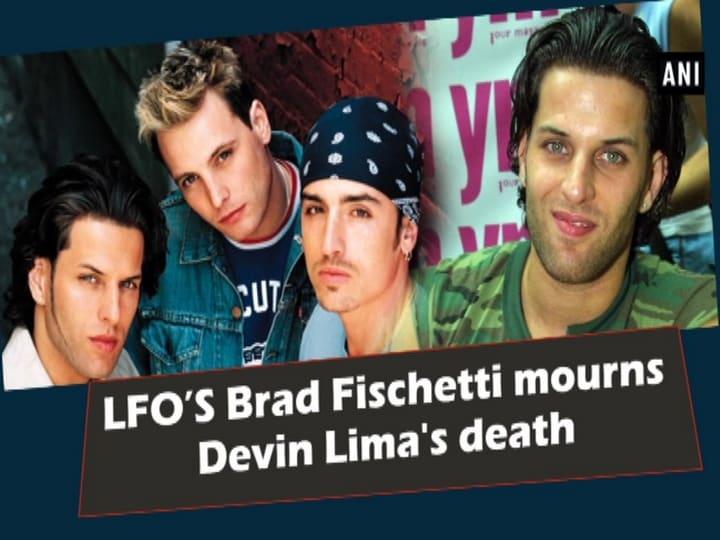 LFO'S Brad Fischetti mourns Devin Lima's death