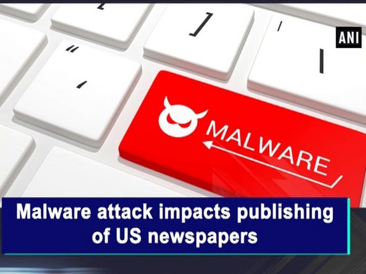 Malware attack impacts publishing of US newspapers