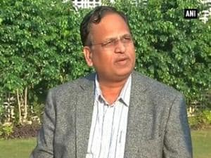 Mass Leave is a clear 'conspiracy': Satyendra Jain