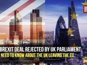 May's Brexit deal rejected by UK Parliament: All you need to know about the UK leaving the EU