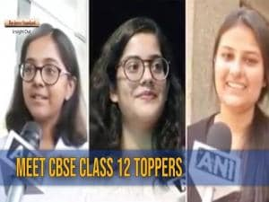 Meet the CBSE class 12 toppers of 2018