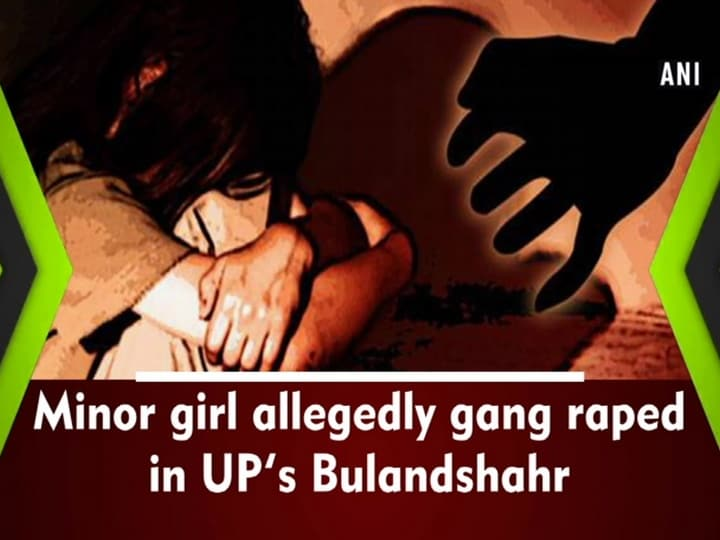 Minor girl allegedly gang raped in UP's Bulandshahr