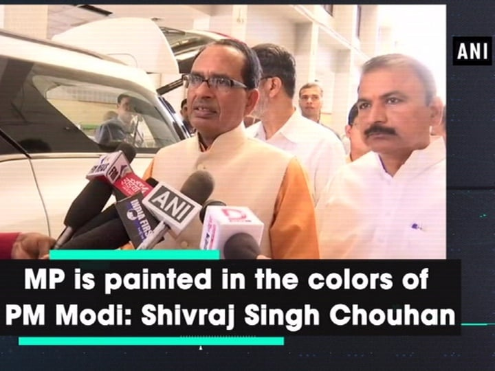 MP is painted in the colors of PM Modi: Shivraj Singh Chouhan