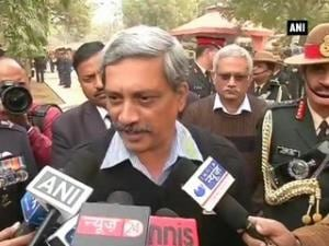 My relations with Lt Gen Jacob were friendly: Parrikar