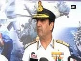 Navy Chief RK Dhowan downplays China's expansion plans in Indian Ocean