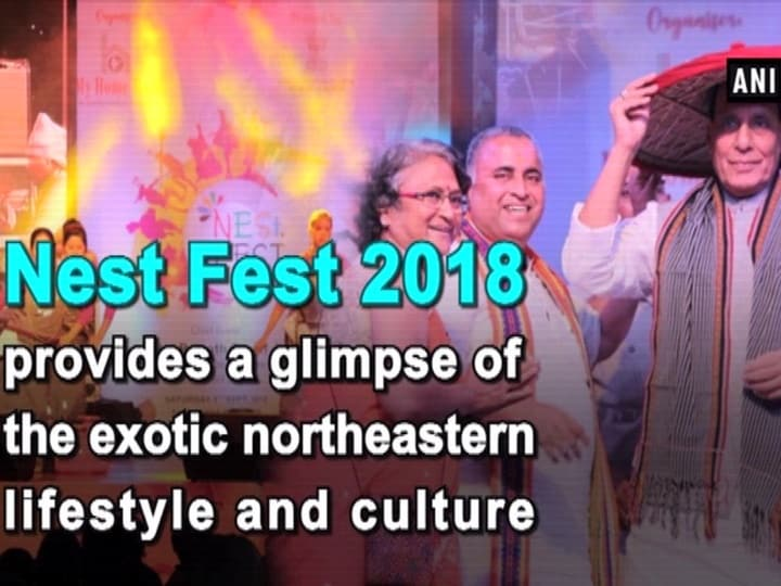 Nest Fest 2018 provides a glimpse of the exotic northeastern lifestyle and culture