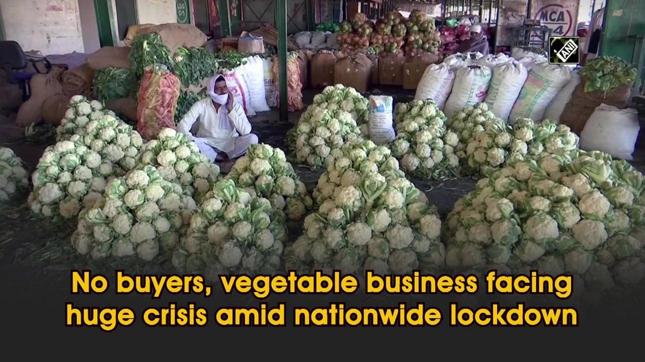 No buyers, vegetable business facing huge crisis amid nationwide lockdown