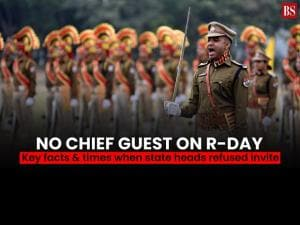 No chief guest on R-Day: Key facts & times when state heads refused invite
