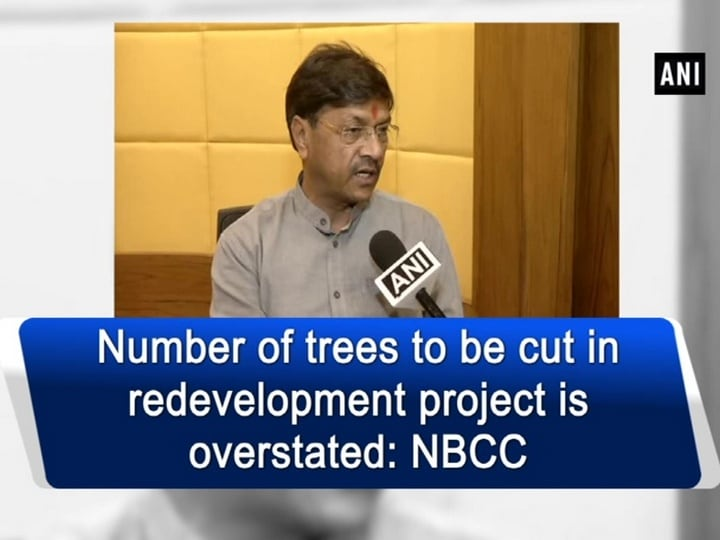Number of trees to be cut in redevelopment project is overstated: NBCC