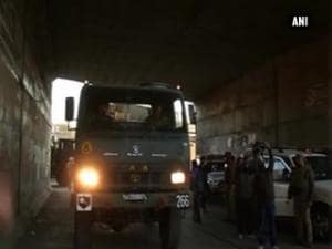 Pathankot firing: Security forces on high alert