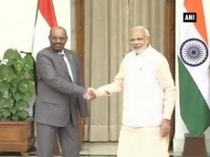 PM Modi holds bilateral meet with African leaders
