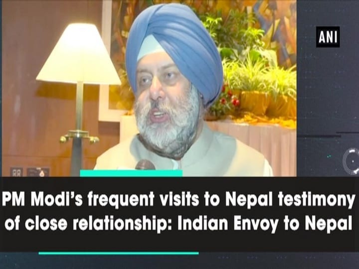 PM Modi's frequent visits to Nepal testimony of close relationship: Indian Envoy to Nepal