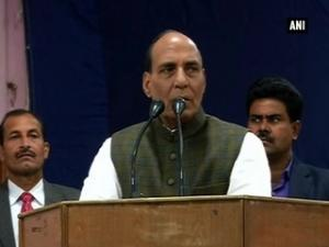 Prez Obama once said 'India is not emerging, but has emerged': Rajnath Singh
