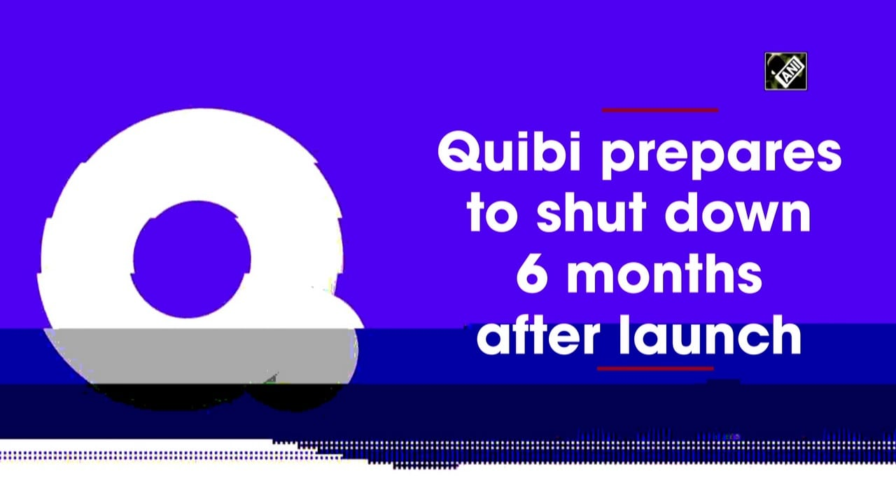 Quibi prepares to shut down 6 months after launch