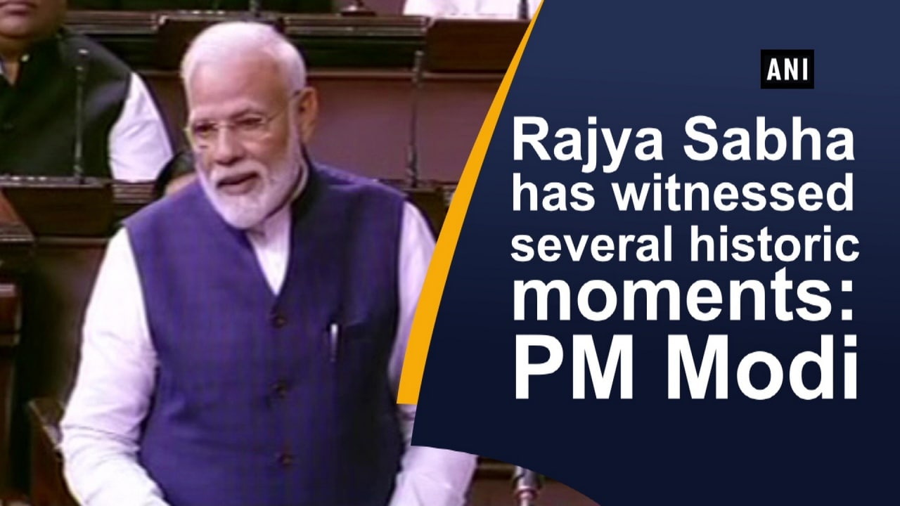 Rajya Sabha is far-sighted house: PM Modi