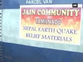 Ramakrishna Mission's Chennai wing sends relief to quake-hit Nepal