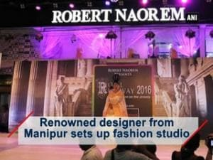 Renowned designer from Manipur sets up fashion studio