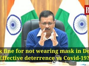 Rs 2k fine for not wearing mask in Delhi: Effective deterrence vs Covid-19?