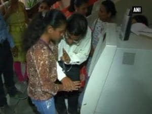 SBI trains visually-impaired people to access ATM