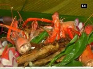 Sea-food festival engrosses many in Siliguri