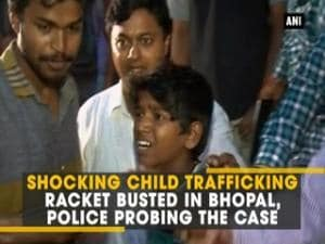 Shocking child trafficking racket busted in Bhopal, police probing the case