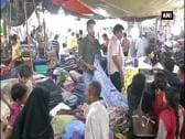Shoppers flock to markets to prepare for Ramadan in UP