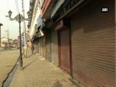 Shutdown in Kashmir as crucial phase of election kicks off