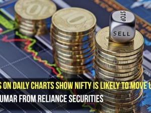 Signals on daily charts show Nifty is likely to move up: Arun Kumar from Reliance Securities